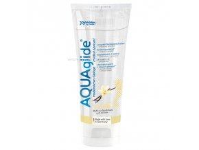 11393 aquaglide vanilla watebased lubricant 100 ml