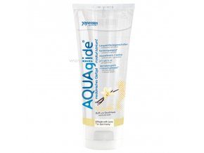 11393 aquaglide vanilla watebased lubricant 100 ml