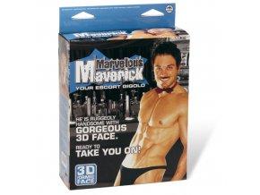 70223 bambolo gonfiabile marvelous maverick