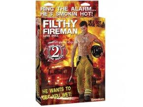 1982 filthy fireman doll