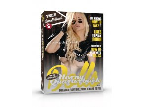 70565 horny quarterback doll