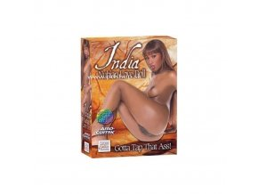 70577 india nubian love doll