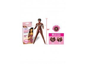 70160 inflatable doll miss dusky diva