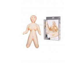 70172 inflatable valentine doll chest chocker