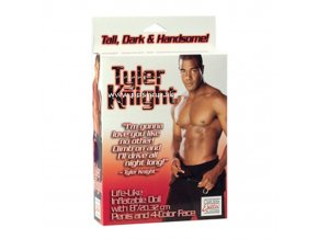 70496 tyler knight love doll with dong