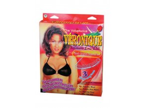 70244 veronique life size love doll with 3 penetrating holes fles