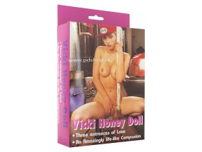 70634 vicky honey doll