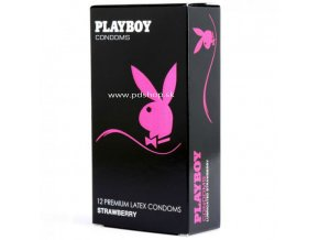 84821 1 playboy standar strawberry 54mm 12 pack