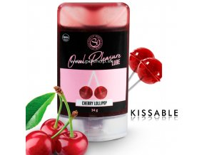82292 secretplay lubricant kissable cherry lollipop