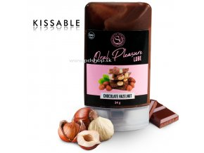 82295 secretplay lubricant kissable chocolat hazelnut