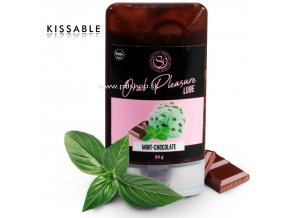 82298 secretplay lubricant kissable mint chocolate