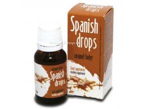 82934 spanish fly caramel fudge mix 15 ml