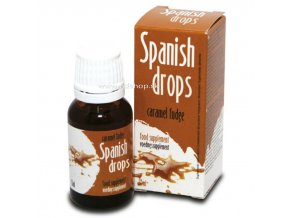 82934 spanish fly caramel fudge mix 15 ml
