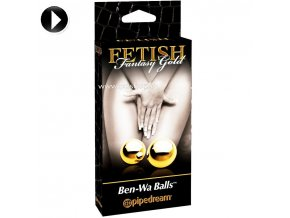 1547 1 fetish fantasy gold ben wa balls