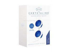 1487 1 chrystalino ben wa big balls blue