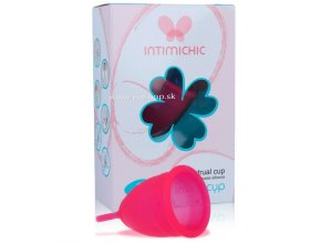200 1 intimichic menstrual cup medical grade silicone size s