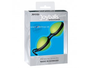 1097 joyballs secret black and green