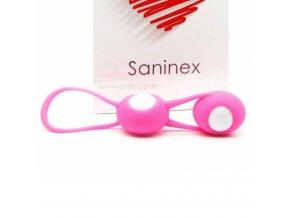 1286 1 saninex vibrator ovals balls multi orgasmic woman