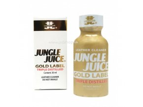 poppers jungle juice gold label 24 ml
