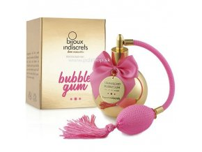 16922 bijoux strawberry bubble gum body mist 100 ml