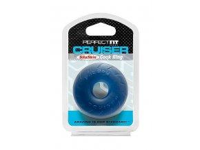20732 perfectfit fat boy silaskin cruiser ring blue
