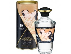 17441 shunga aphrodisiac warming oil fetish vanilla 100 ml