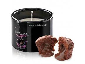 19352 voulez vous massage candle chocolate fondant