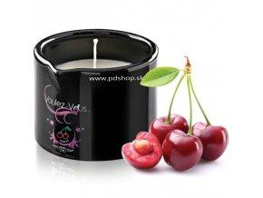 19334 voulez vous massage candle cherry