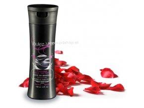 19214 voulez vous massage oil petals of rose 150 ml