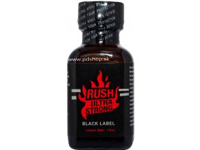 RUSH ULTRA STRONG BLACK LABEL big 30ml