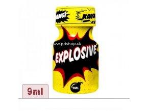 poppers explosive