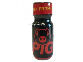 pig red single