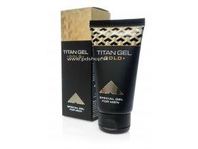 TITAN GEL GOLD 50ML  + Darček