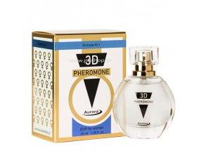 3D PHEROMONE EDP  nad 45 rokov 30 ml  + darček vzorka voňavky 1,5 ml