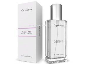 IntimateLine Captivation Chase Me Pheromones EPD 30ml  + darček vzorka voňavky 1,5 ml