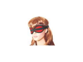 leather gimp mask hood with eyes open (1)