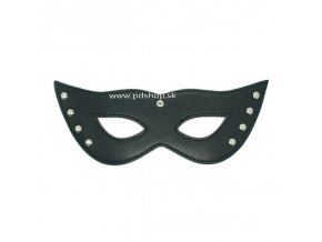 leather gimp mask hood with eyes open (1)