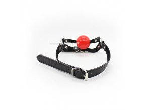 faux leather studded detachable blindfold (2)