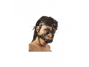 adjustable chin harness ball gag