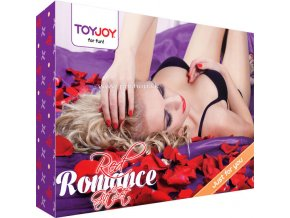 RED ROMANCE Darčekový Set  + Darček kondóm alebo lubrikačný gél