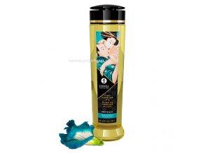 SHUNGA EROTIC MASSAGE OIL SENSUAL 240ML  + Darček kondóm alebo lubrikačný gél