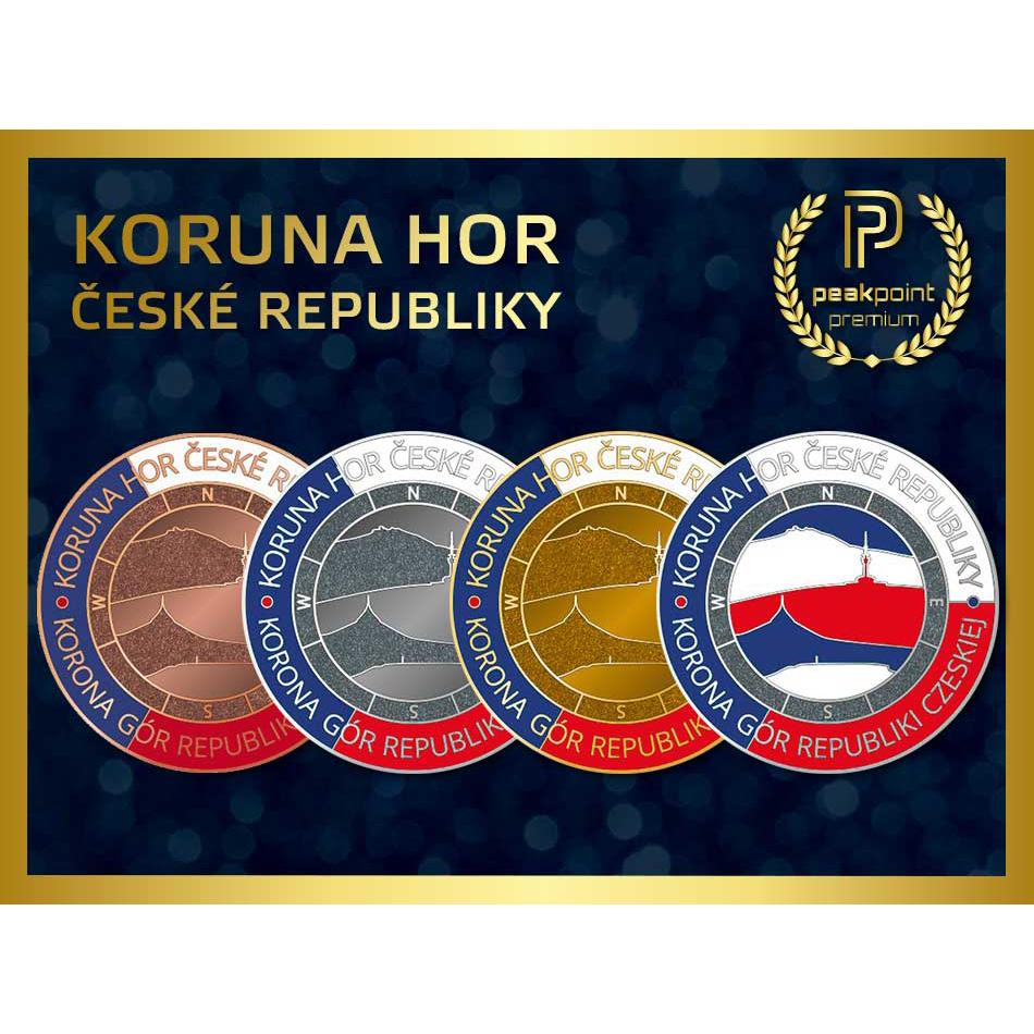 Koruna hor České republiky