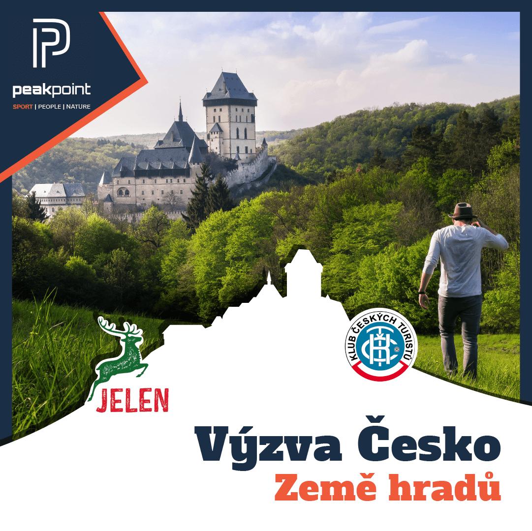 Výzva Česko – země hradů