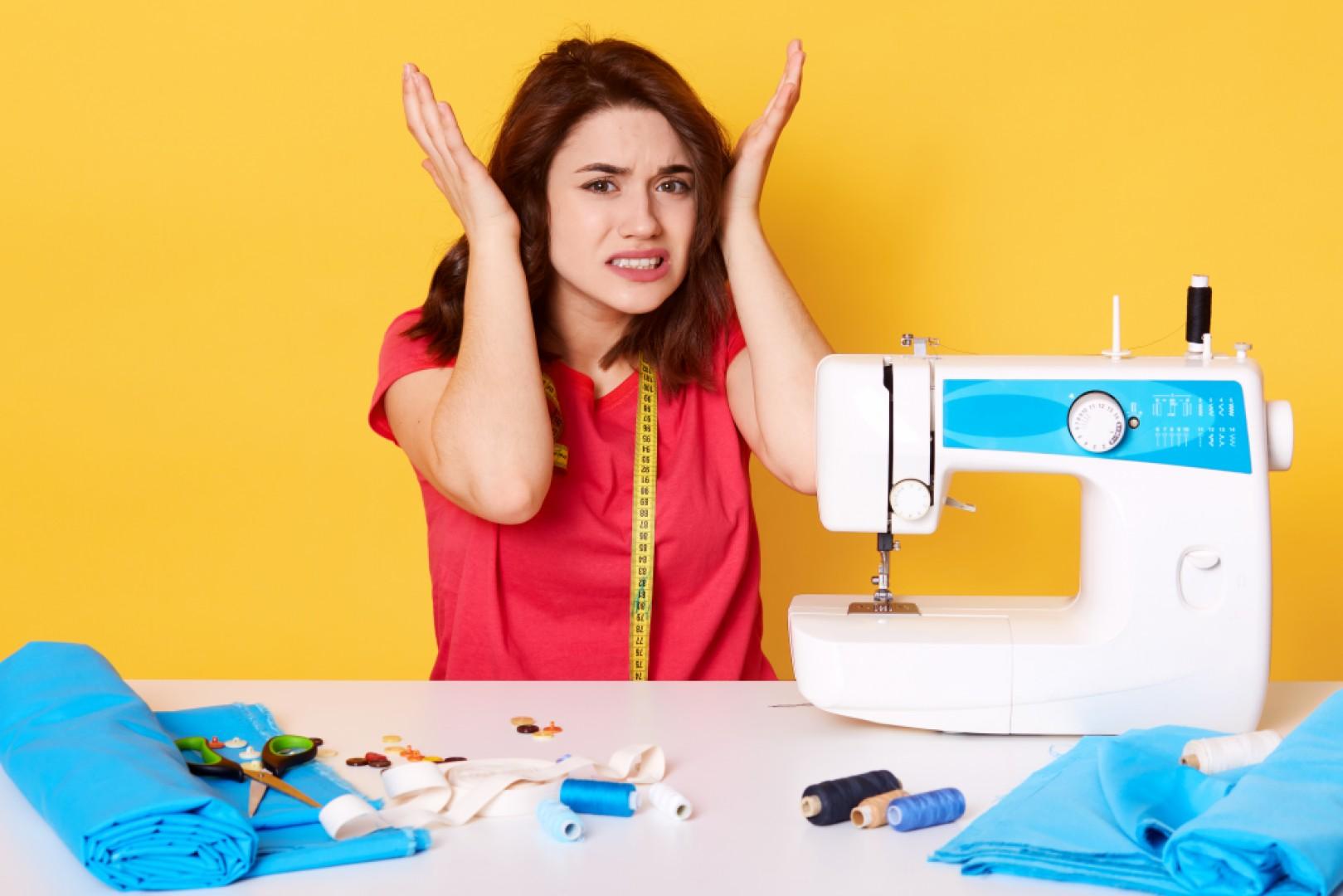 6 tipov ako stíšiť váš šijací stroj