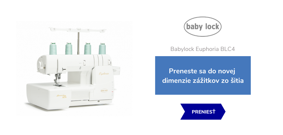 Babylock Euphoria BLC4
