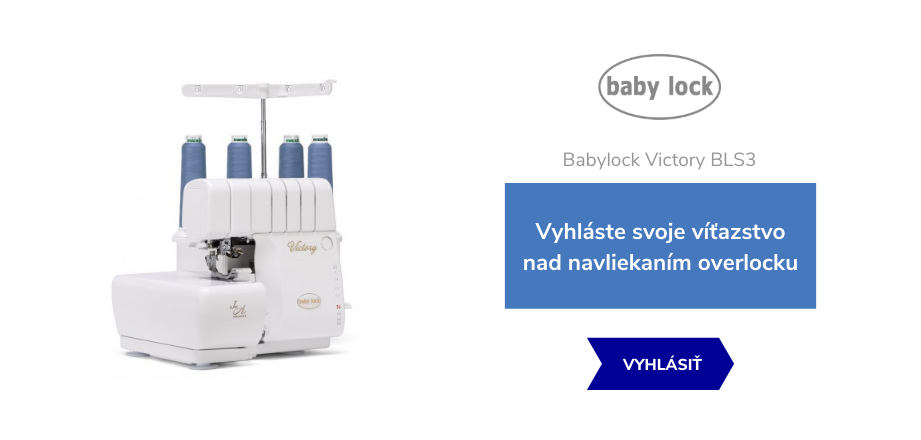 Babylock Victory BLS3
