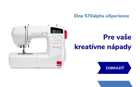 Elna 570alpha eXperience
