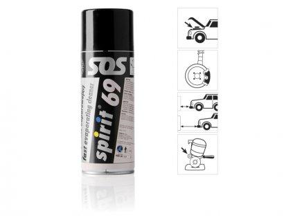 SPIRIT 69 spray 400 ml