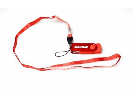JANOME USB PENDRIWE