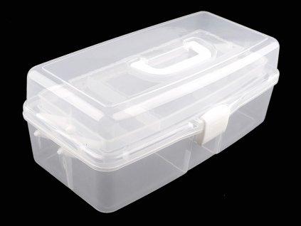 Veľký plastový box / kufrík rozkladací 780630